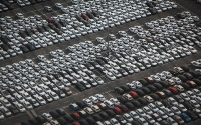 Vehicle Export Sales Continuing to Perform Well
