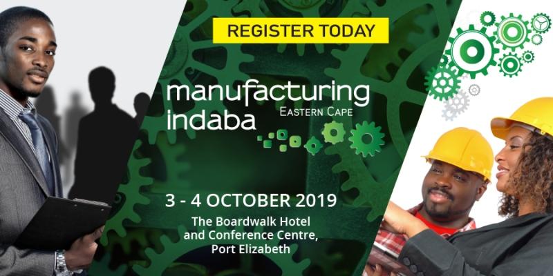 Invite to Participate: Manufacturing Indaba 2019