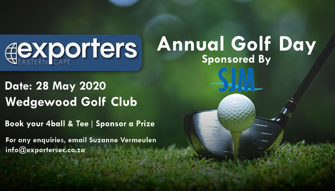 Annual Golf Day 2020