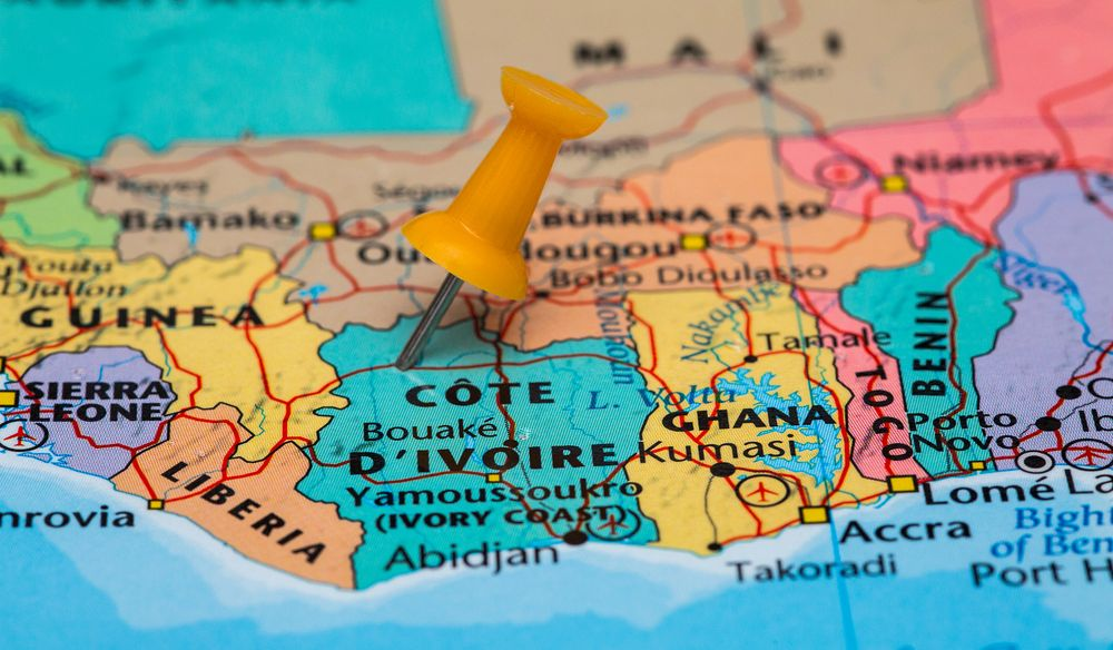 Trade Mission to Guinea and Cote D' Ivoire 19-24 April 2020