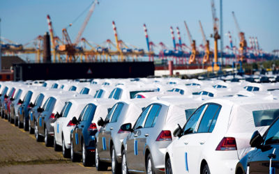 Vehicle export numbers are anticipated to start gaining momentum again
