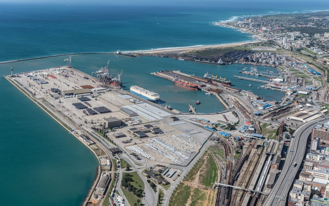 Port of PE – Making its mark in the bumper fruit season