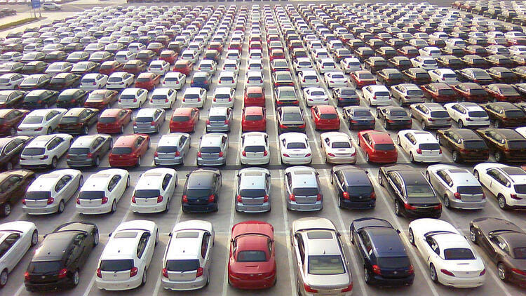 Gradual monthly recovery in new vehicle volumes continues