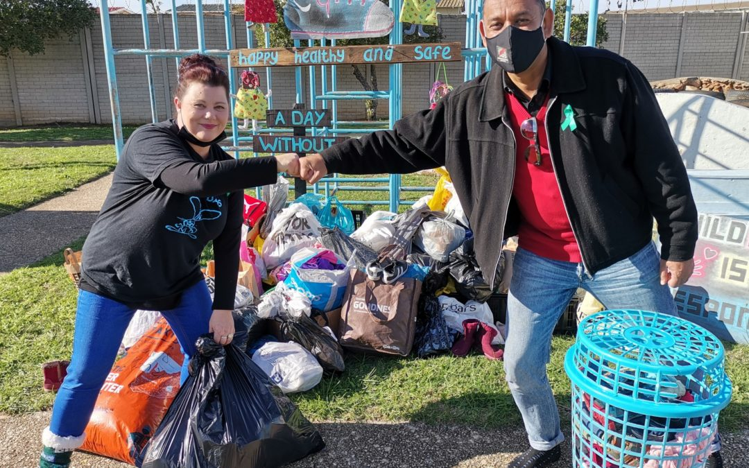 Community Chest Winter Woolly Drive 2021