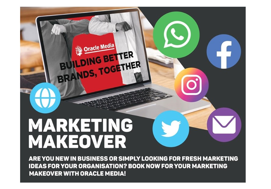 Marketing Makeover Sessions – Collaboration with the Business Chamber