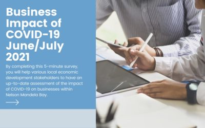 Business Impact of COVID-19 Survey June/July 2021